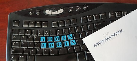 Online administratie